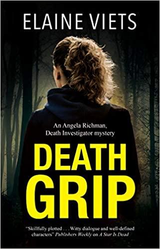 Death Grip By Elaine Viets